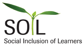 Logo: SOIL - Social Inclusion of Lerners